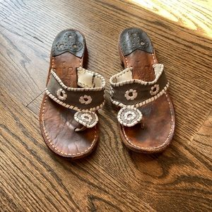 Jack Rogers for Calypso sandals